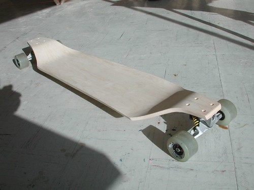 Homemade Drop Deck eboard 12