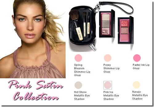 2335313828 856fa87b48 Bobbi Brown Pink Satin Collection   Limited Edition