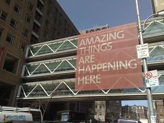Amazing things in een ziekenhuis middenin Harlem