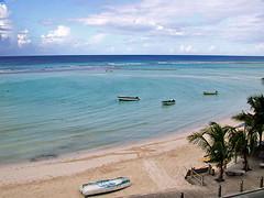 Barbados, The Gap (jendayee) Tags: blue sea beach sand bright gap sunny stlawrence barbados