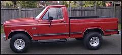 F-150 Side (MitchRJ81) Tags: ford truck f150 1986 v8