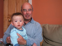 Reuben and Grandpop - 2