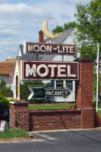 Motel in Versailles, Indiana