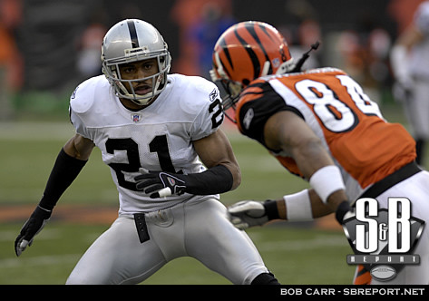 Silver Spotlight: Nnamdi Asomugha | Silver and Black Report