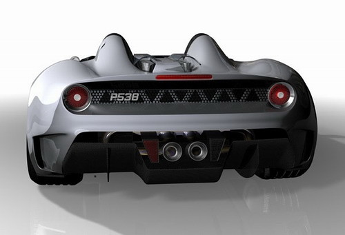 Scuderia Bizzarrini P538 Concept Car