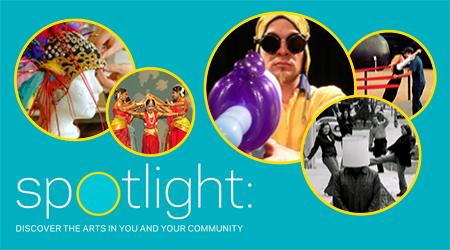 Spotlight e-blast banner
