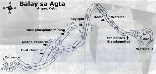Balay Sa Agta Map