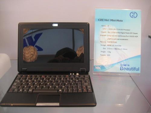 VIA @ Computex 2008