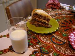 RR's Corina Bakery Carrot Cake Prize