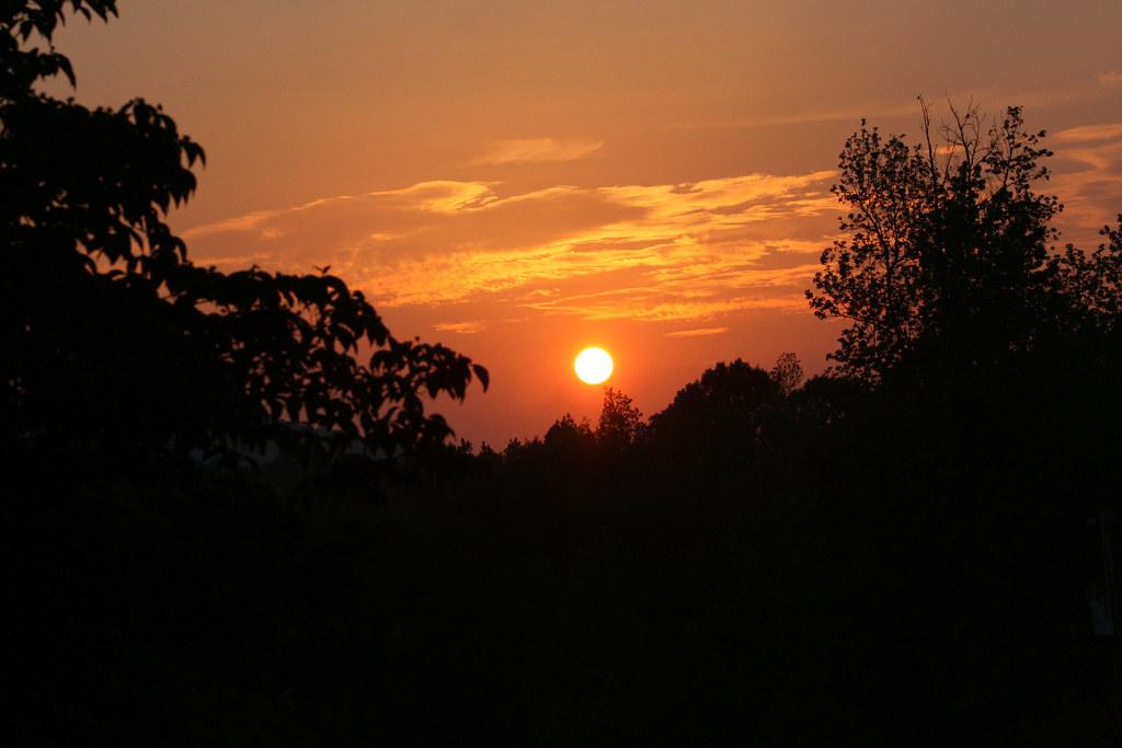 Liberty South Carolina Sunset - IMG_2000