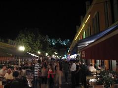 Restaurants in Nice ( France ) (SaudiSoul) Tags: