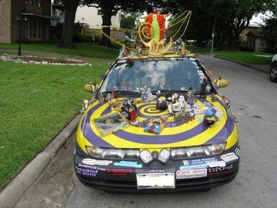 Jesus Car 1
