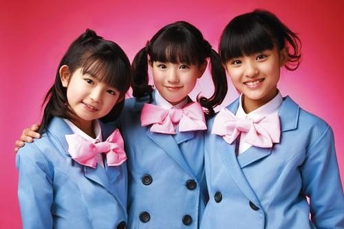 080521 – 獻唱TVA『楚楚可憐超能少女組』OP曲的國小女生三人歌唱團體『可憐Girl's』神秘面紗正式揭開