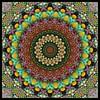 The Sweet Life (Lyle58) Tags: abstract geometric circle candy kaleidoscope mandala symmetry zen harmony reflective symmetrical balance circular kaleidoscopic kaleidoscopes kaleidoscopefun kaleidoscopesonly brandyshaul