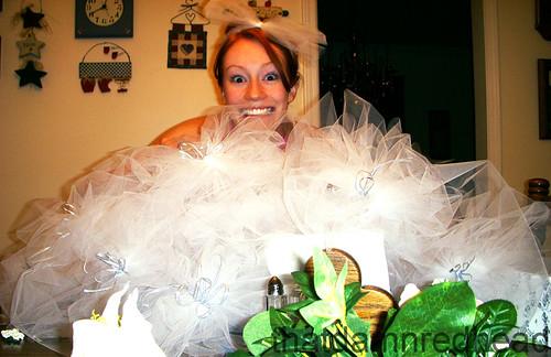 Day 133: Sheer Wedding Madness