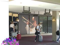Rochester Plaza- Jazz Festival Picture Installation 5