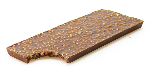 Now Even Richer Crunch Bar