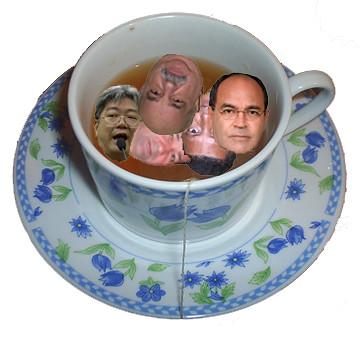 Chá de Sumiço