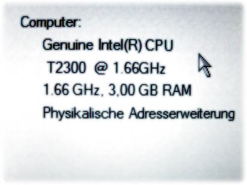 3 GB RAM