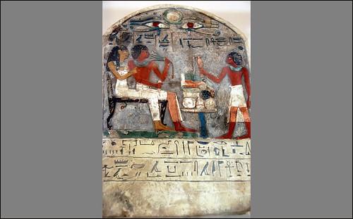 2008_0610_160824AA Egyptian Museum, Turin por Hans Ollermann.