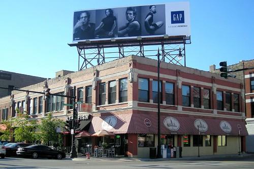 Halsted & Randolph Corner
