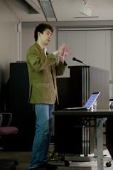 谷本 心さん, JJUG + SDC JavaOne 報告会, Sun Microsystems 神宮前オフィス