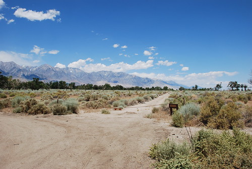 Manzanar - Blocks 10 and 9