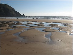 Beach (Thruhike98) Tags: ocean travel sea vacation cliff beach portugal water rock sand europe surf best lagos atlantic algarve peninsula endoftheworld sagres iberian parquenatural thruhike98 ilustrarportugal sudoestealentejanoecostavincentina