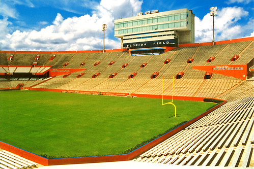 University of Florida Ben Hill Griffin Stadium, Gainesville