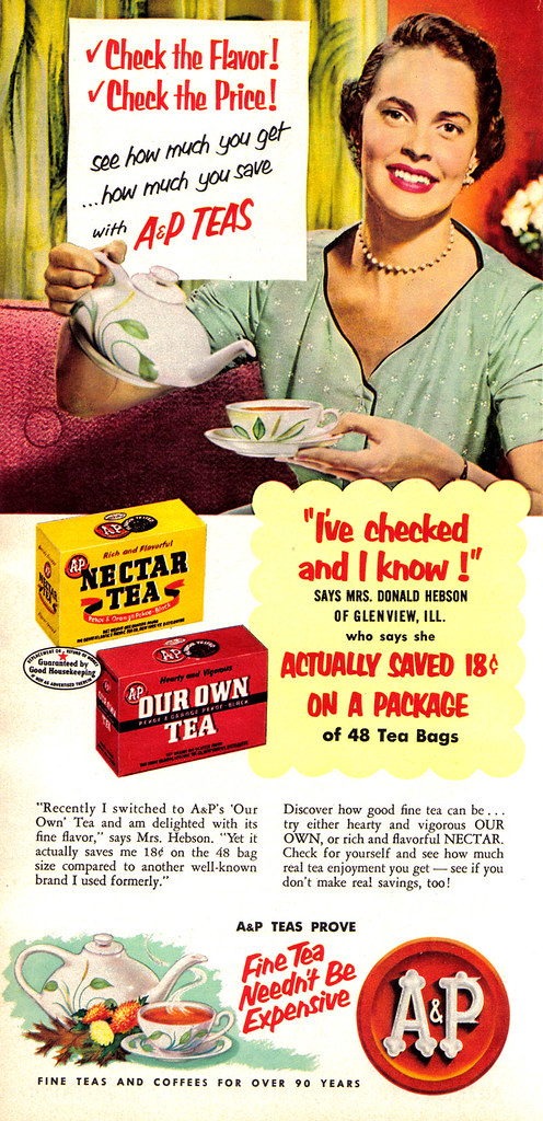 Vintage Ad #579: The Flavour! The Price!