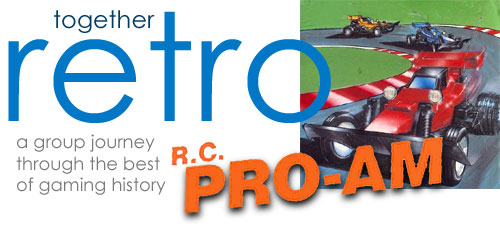 Together Retro RC Pro AM NES