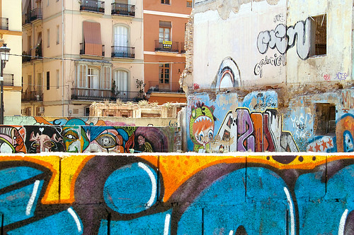graffiti Valencia 1-12