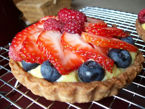 Summer Berry Tarts 5