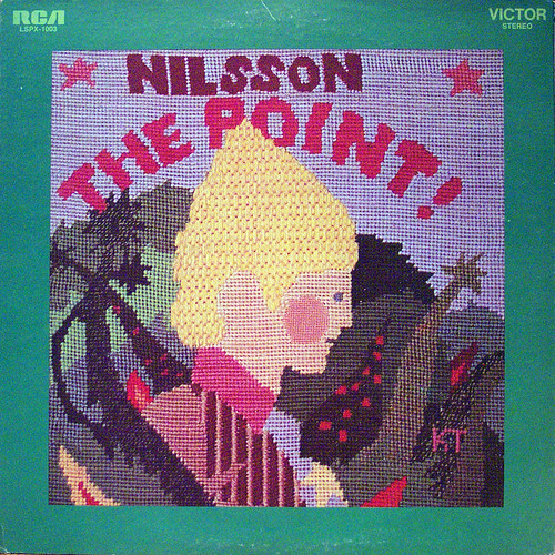 Nilsson RCA Victor LSPX-1003 1971