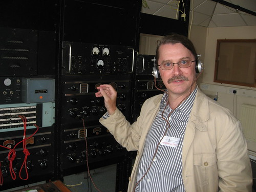 Radio Intercept at Bletchley Park