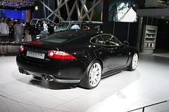 Jaguar XK R-S (Chris.JP) Tags: auto show uk england london car motor jaguar 2008 rs motorshow excel xk londonmotorshow