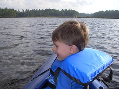 N in Kayak
