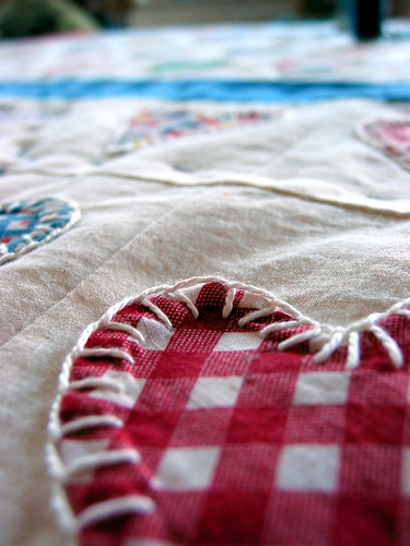 gingham_detail with pearl floss