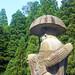 Monk statue - Okunoin cemetary