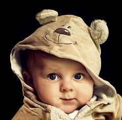 Levi bear with MulletGod's vintage gold action applied (Vanessa Pike-Russell) Tags: levi bear portrait child kid infant costume pentaxk10d illawarra boy overtheexcellence nsw australia vanessapikerussell mostinterestingportraits mostinteresting vanessapikerussellbest