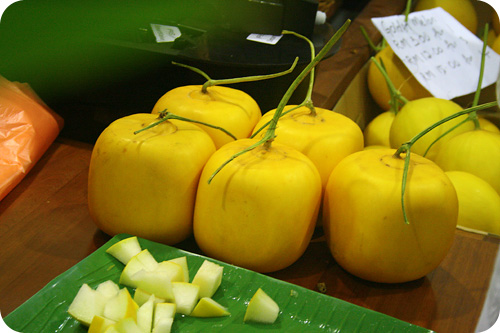 square fruit