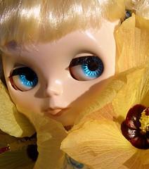 Corinne e flores
