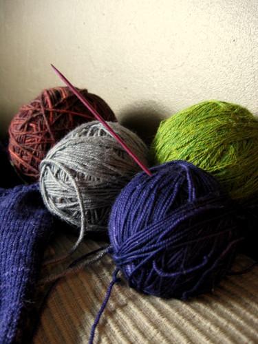 Random Yarn
