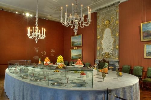 Schloss Hof «» The Dining Room