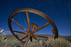 Bodie Full Moon v.1 (After Dark Photo) Tags: california longexposure nightphotography lightpainting fullmoon astrophotography ghosttown wildwest startrails nocturnes platinumheartaward monolakeworkshop2008