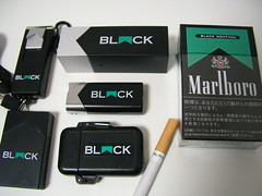 Marlboro BLACK MENTHOL goods