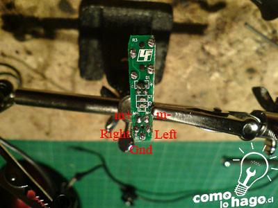 Como reparar un Manos Libres (Sony-Ericsson)
