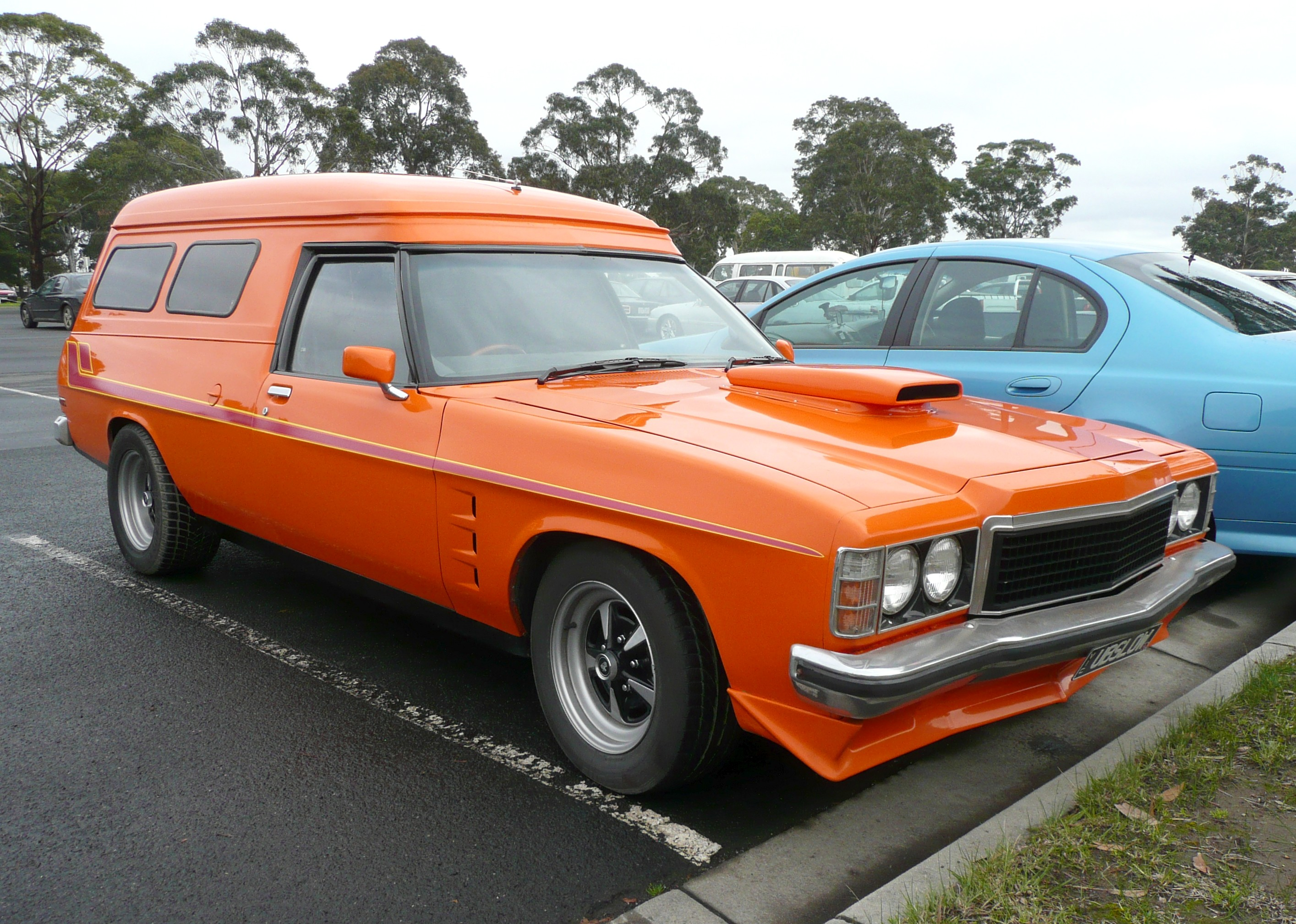 Hx Holden Panel Van For Sale Efb O