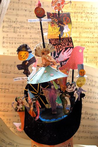 Halloween Carnival Boat! 3