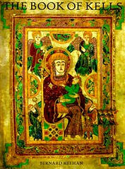 Book of Kells cover.